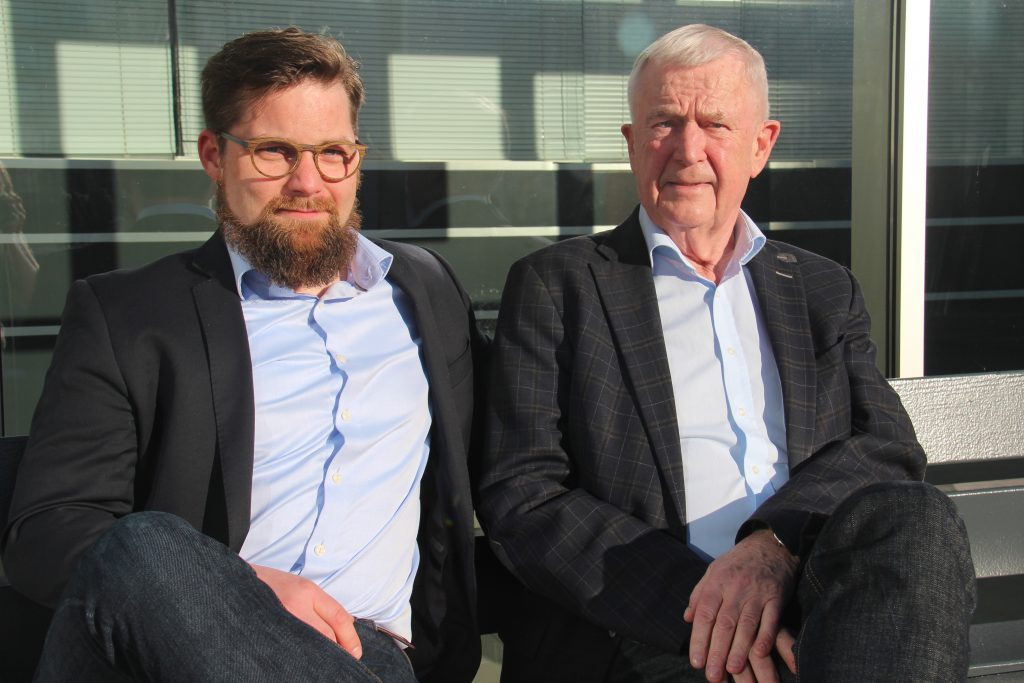 Nicolaj Hplm ny direktør hos AKKC